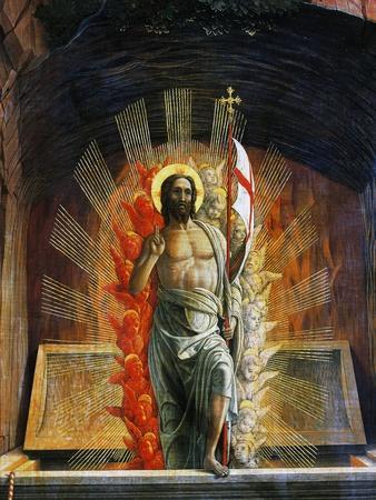 The Resurrection, 1457-1459