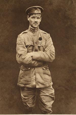 The Grand Duke Michael, 1914-19