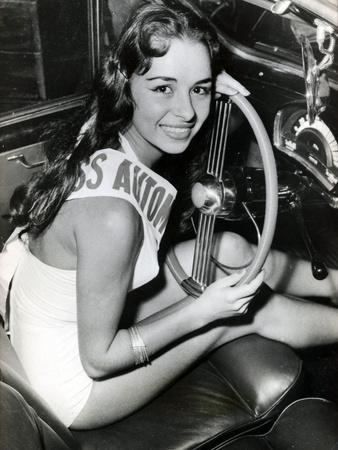 Miss Automobile, 1955