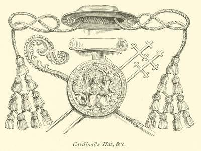 Cardinal's Hat, Etc