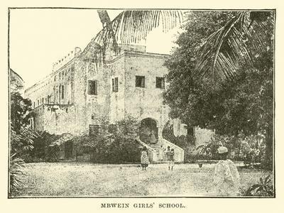 Mbwein Girls' School