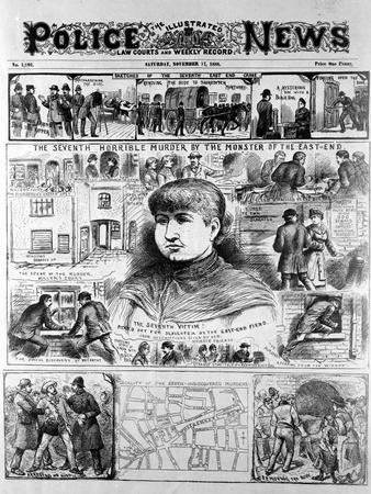 Seventh Ripper Murder