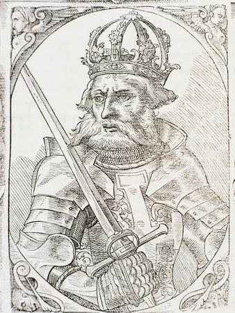 Frederick I of Hohenstaufen, known as Barbarossa