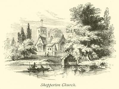 Shepperton Church