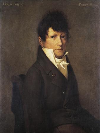 Portrait of Carlo Porta