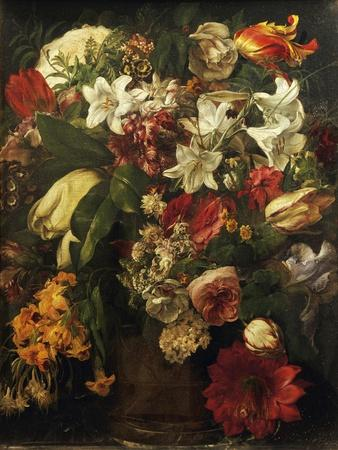 Flowers, by Francesco Hayez