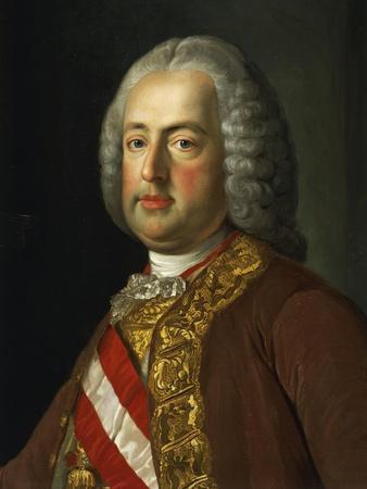 Portrait of Francis I