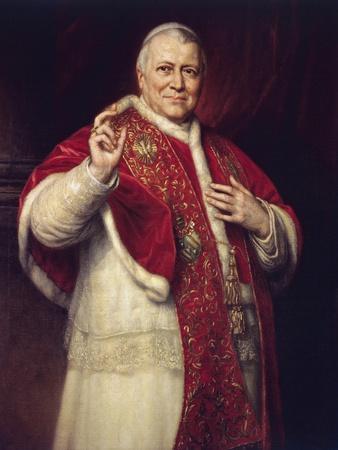 Portrait of Giovanni Maria Mastai Ferretti