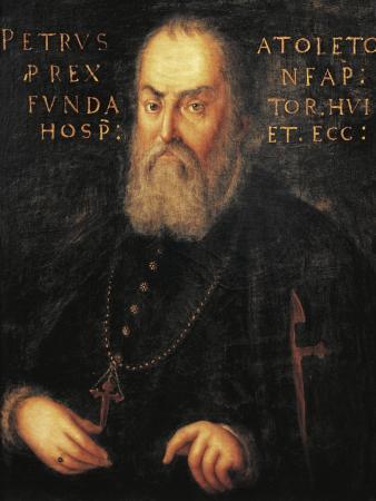Portrait of Don Pedro Alvarez De Toledo