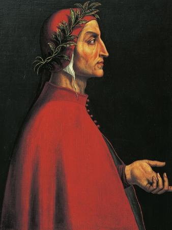 Portrait of Dante Alighieri