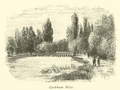 Cookham Weir
