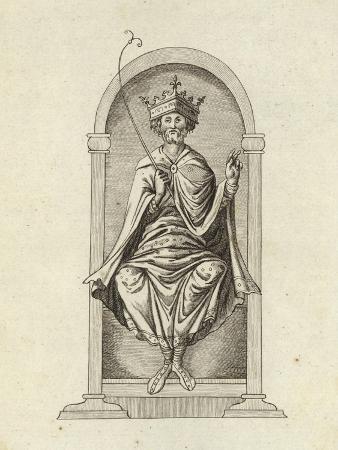 King Eadgar, the Peaceable