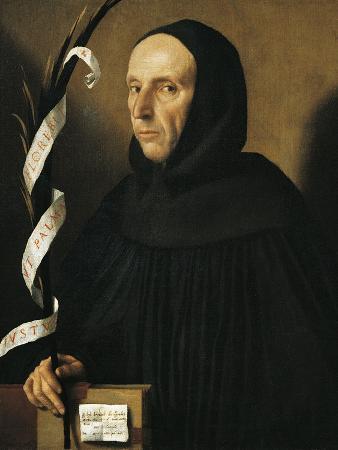 Portrait of Gerolamo Savonarola
