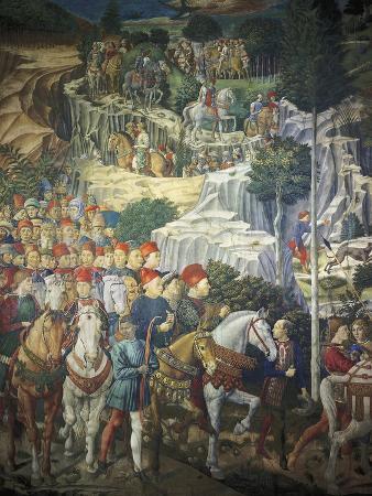 Procession of the Magi