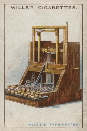 Pratt's Typewriter