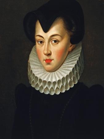 Portrait of Elizabeth of Austria