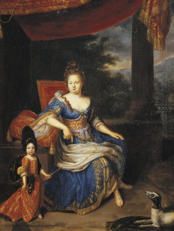Portrait of Elizabeth of Palatinate