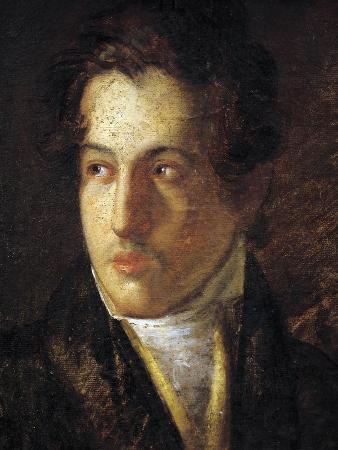 Portrait of Vincenzo Bellini