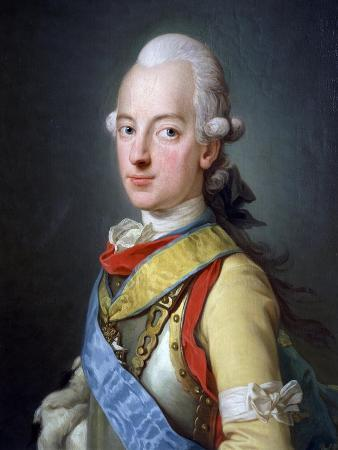 Portrait of Charles XIII of Sweden