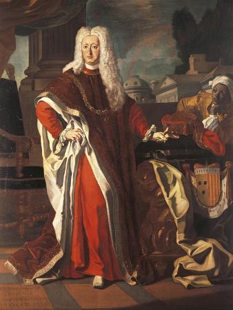 Portrait of Diego Pignatelli Aragon Cortes