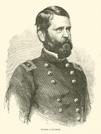 William B Franklin, September 1862