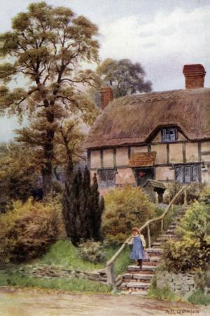 Cottage Steps, Ardington, Berkshire