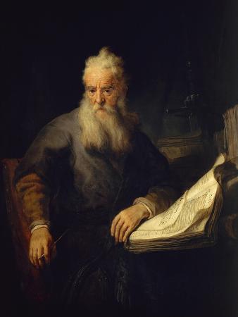 Apostle Paul, 1635