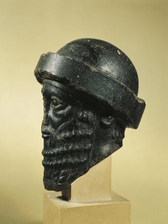Head of King Hammurabi