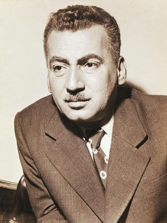 Portrait of Jorge Amado