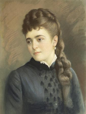 Portrait of Adelina Patti