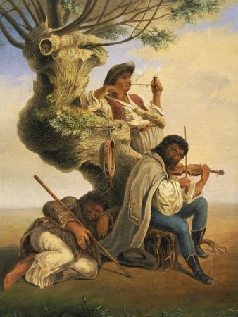 Gypsy Musicians