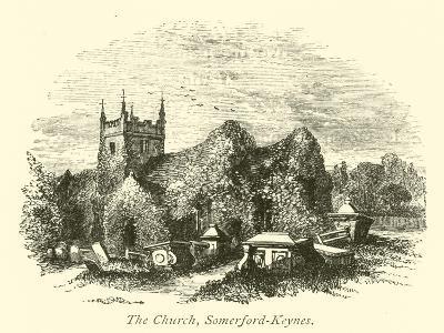 The Church, Somerford-Keynes