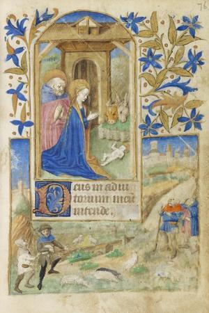 The Nativity, 1464