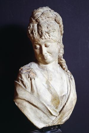 Bust of Young Woman