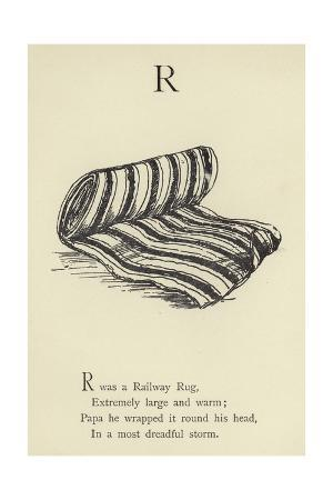 The Letter R