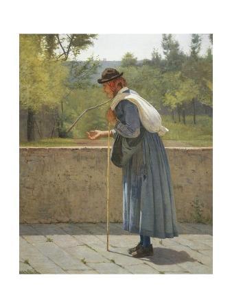 Almsgiving, 1864