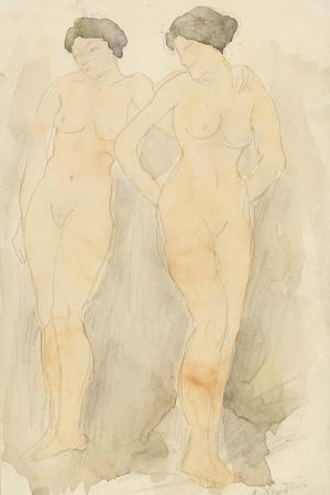 'Deux Figures Debout'