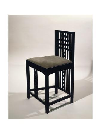 Chair, 1904