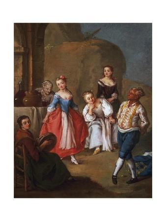 The Furlana, 1750 - Ca1755