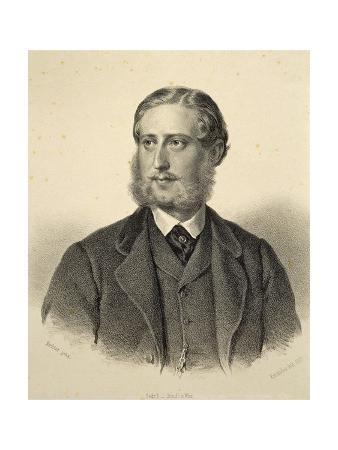 Portrait of Ferdinand Bonaventura, Prince Kinsky