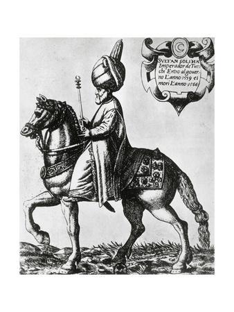 Suleiman I, known as Suleiman the Magnificent