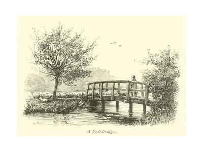 A Foot-Bridge