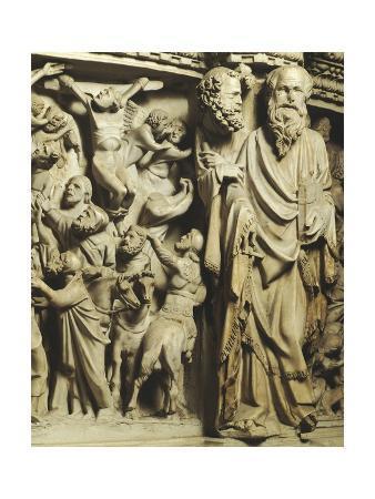 Pergamon or Pulpit
