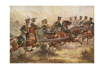 Royal Horse Artillery, C1832