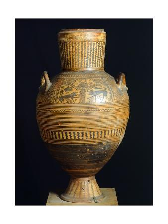 Amphora from Thebes, Boeotia