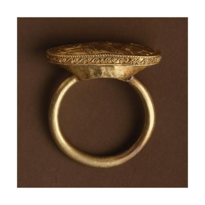 Gold Ring, from Cerveteri
