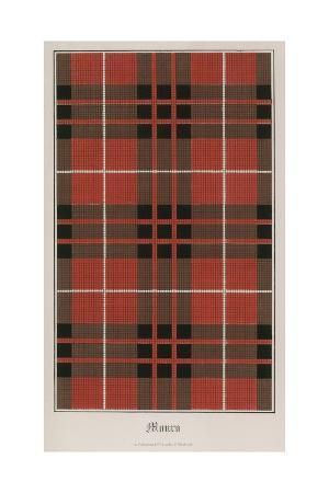 Tartan of Clan Munro