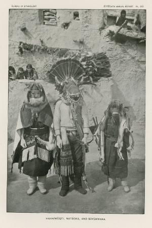 Hahaiwuqti, Natacka and Soyokmana