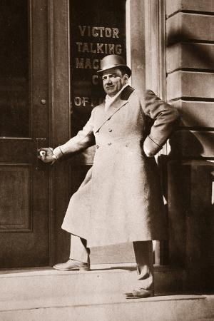 Enrico Caruso, November 6Th, 1909