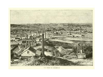 The Mines of Sandhurst
